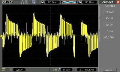 télé-information modulée en ASK à 50 kHz