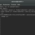 ssh keygen enter passphrase